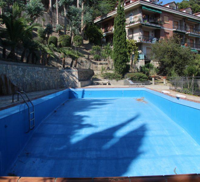 app. conca verde piscina