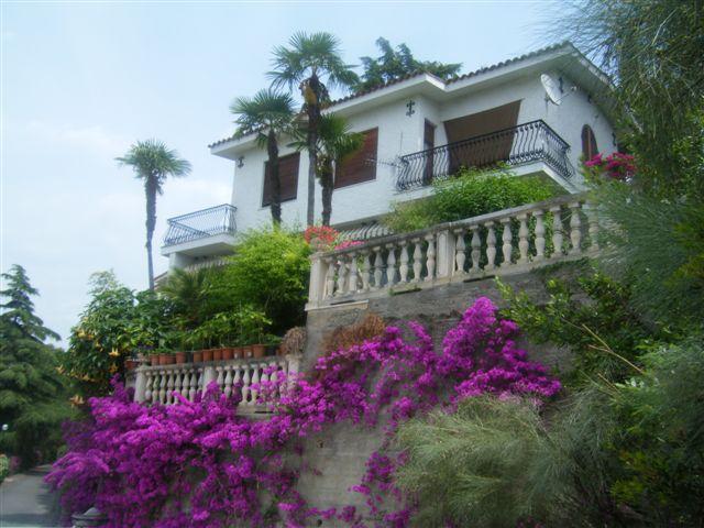 Villa esclusiva Bordighera Vista mare
