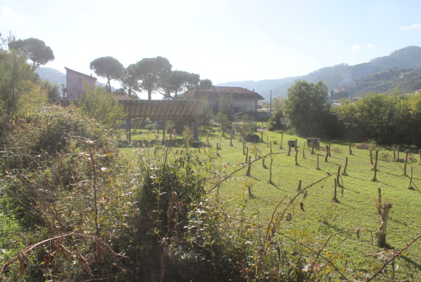 Agritourisme structure réceptive Camporosso Imperiia